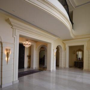 2 id boiton architecture intérieure CLASSIQUE ET MODERNITE HALL