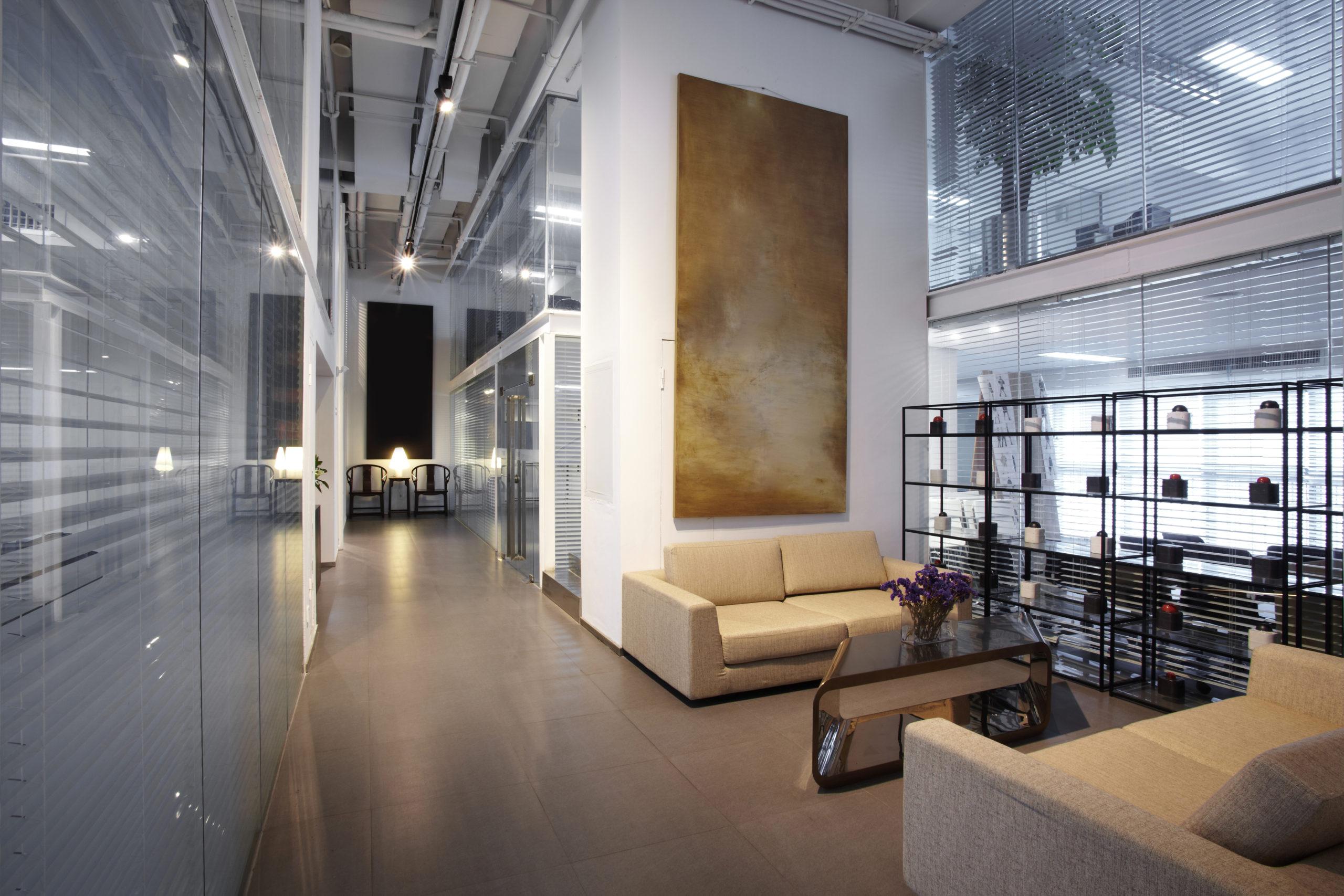 id boiton architecture intérieure bureau