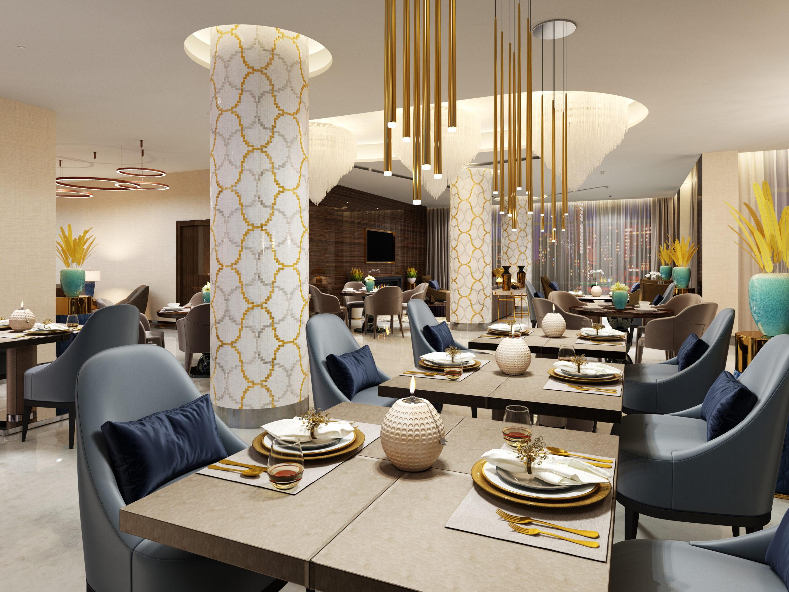 id boiton architecture intérieure restaurant